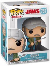 Figurine Funko Pop Les Dents de la Mer #757 Quint