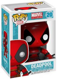 Figurine Funko Pop Deadpool [Marvel] #20 Deadpool