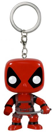 Figurine Funko Pop Deadpool [Marvel] #00 Deadpool - Porte-clés