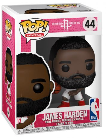 Figurine Funko Pop NBA #44 James Harden