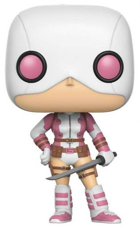 Figurine Funko Pop Deadpool [Marvel] #197 Gwenpool