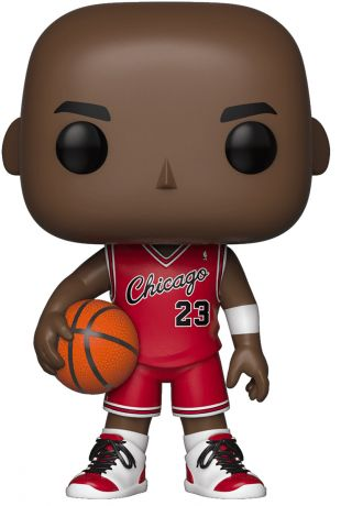 seno latitud hemisferio  Figurine Pop NBA #56 pas chère : Michael Jordan
