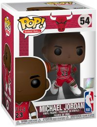 Figurine Funko Pop NBA #54 Michael Jordan Slam Dunk
