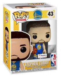 Figurine Funko Pop NBA #43 Stephen Curry
