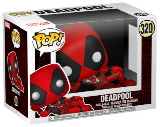 Figurine Funko Pop Deadpool [Marvel] #320 Deadpool - Décontracté