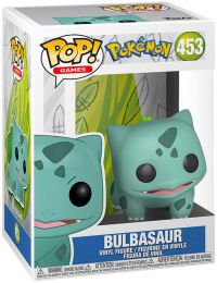 Figurine Funko Pop Pokémon #453 Bulbizarre