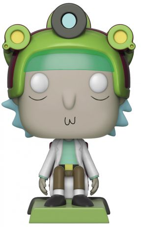Figurine Funko Pop Rick et Morty #416 Rick Sanchez