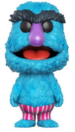 Figurine Funko Pop Sesame Street #11 Monstre Herry