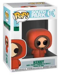 Figurine Funko Pop South Park #16 Kenny McCormick