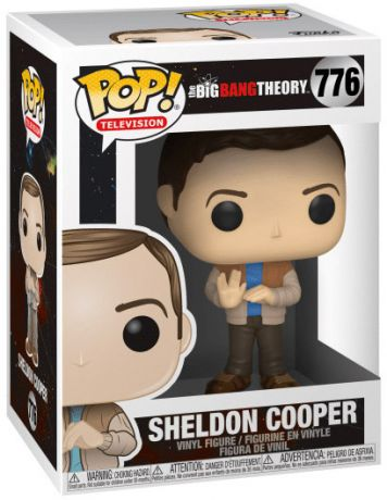 Figurine Funko Pop The Big Bang Theory #776 Sheldon Cooper