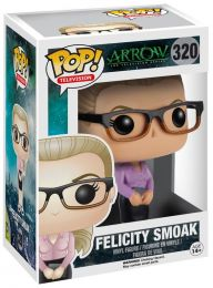 Figurine Pop Arrow [DC] #320 Felicity Smoak pas chère