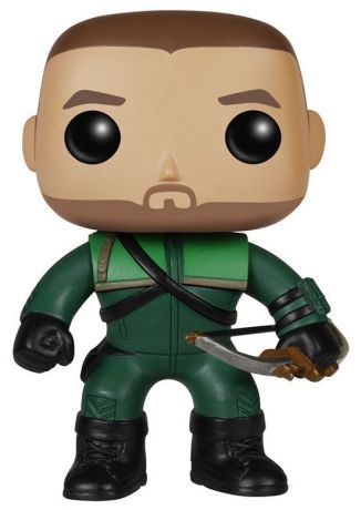 Figurine Funko Pop Arrow [DC] #206 Oliver Queen