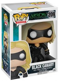 Figurine Pop Arrow [DC] #209 Black Canary pas chère
