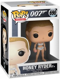 Figurine Funko Pop James Bond 007 #690 Honey Ryder - Dr No