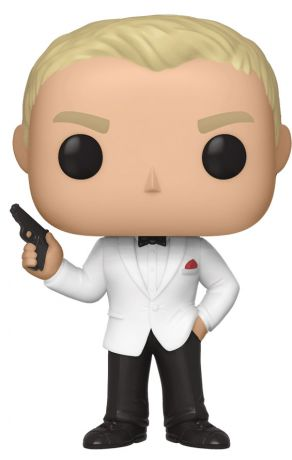 Figurine Funko Pop James Bond 007 #694 James Bond - Spectre