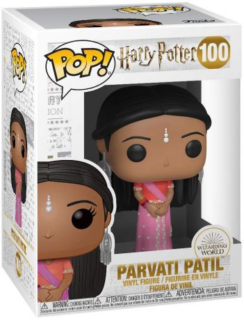 Figurine Funko Pop Harry Potter #100 Parvati Patil