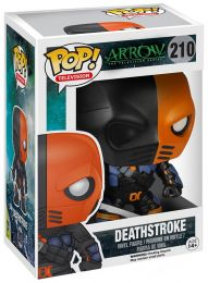 Figurine Pop Arrow [DC] #210 Deathstroke pas chère