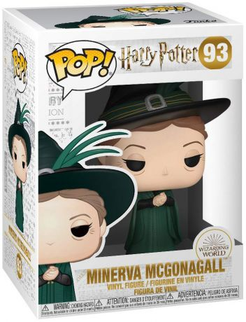 Figurine Funko Pop Harry Potter #93 Minerva McGonagall