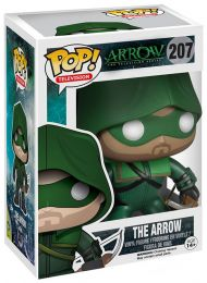 Figurine Funko Pop Arrow [DC] #207 The Arrow
