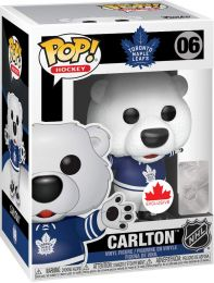 Figurine Funko Pop NHL Mascottes  #6 Maple Leafs - Carlton the Bear