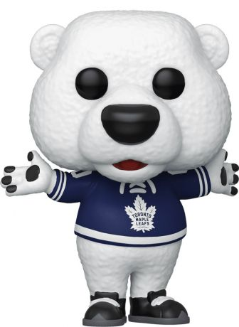 Figurine Funko Pop NHL Mascottes  #06 Maple Leafs - Carlton the Bear