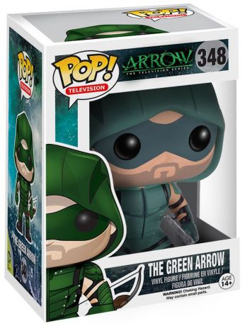 Figurine Funko Pop Arrow [DC] #348 The Green Arrow