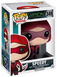Figurine Funko Pop Arrow [DC] #349 Speedy