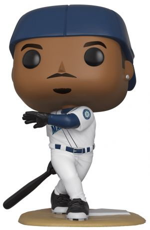 Figurine Funko Pop MLB : Ligue Majeure de Baseball #24 Ken Griffey Jr