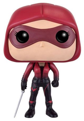 Figurine Funko Pop Arrow [DC] #351 Speedy avec épée