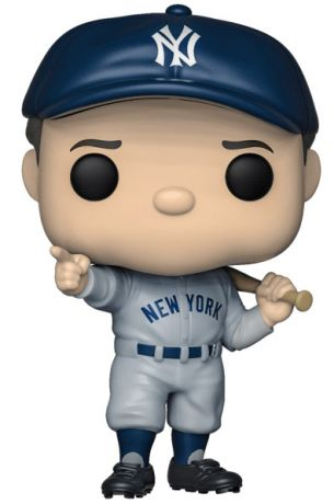 Figurine Funko Pop MLB : Ligue Majeure de Baseball #02 Babe Ruth
