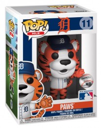 Figurine Funko Pop MLB : Ligue Majeure de Baseball #11 Pattes