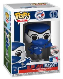Figurine Funko Pop MLB : Ligue Majeure de Baseball #19 Blue Jays Mascotte