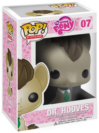 Figurine Funko Pop My Little Pony #07 Dr. Hooves