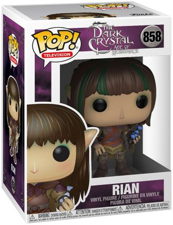 Figurine Funko Pop Dark Crystal #858 Rian