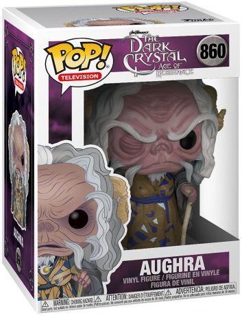 Figurine Funko Pop Dark Crystal #860 Aughra
