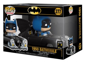Figurine Funko Pop Batman [DC] #277 1950 Batmobile