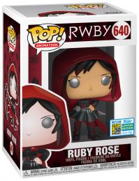 Figurine Funko Pop RWBY #640 Ruby Rose