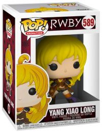 Figurine Funko Pop RWBY #589 Yang Xiao Long