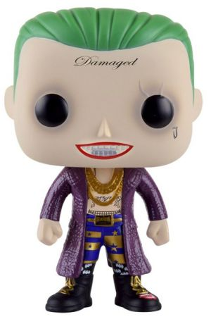 Figurine Funko Pop Suicide Squad [DC] #104 The Joker Boxer