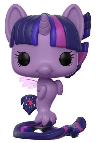 Figurine Funko Pop My Little Pony #14 Twilight Sparkle - Poney des Mers
