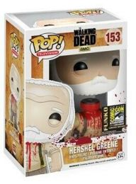 Figurine Funko Pop The Walking Dead #153 Hershel Greene sans Tête