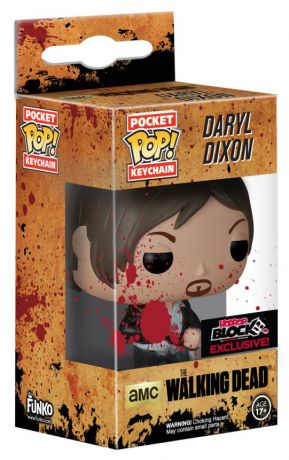 Figurine Funko Pop The Walking Dead #00 Daryl Dixon - Bloody