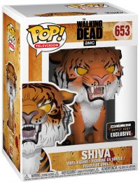 Figurine Funko Pop The Walking Dead #653 Shiva le Tigre