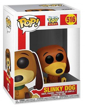 Figurine Funko Pop Toy Story [Disney] #516 Zig Zag