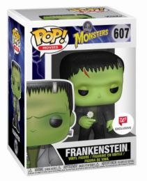Figurine Funko Pop Universal Monsters #607 Frankenstein avec une fleur