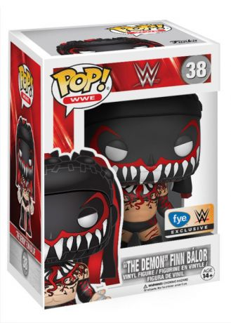 "Figurine Funko Pop WWE #38 ""Le Démon"" Finn Balor"