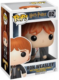 Figurine Funko Pop Harry Potter 5859 - Ron Weasley (02) pas chère