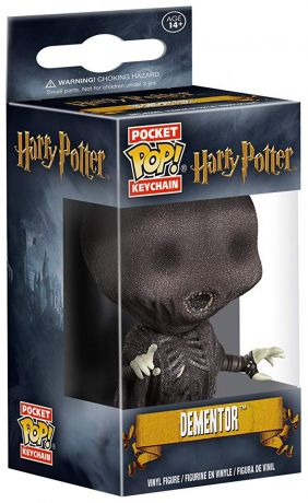 Figurine Funko Pop Harry Potter #00 Détraqueur - Porte-clés