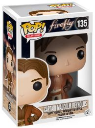 Figurine Funko Pop Firefly #135 Capitaine Malcolm Reynolds