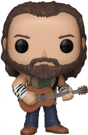 Figurine Funko Pop WWE #67 Elias avec guitare